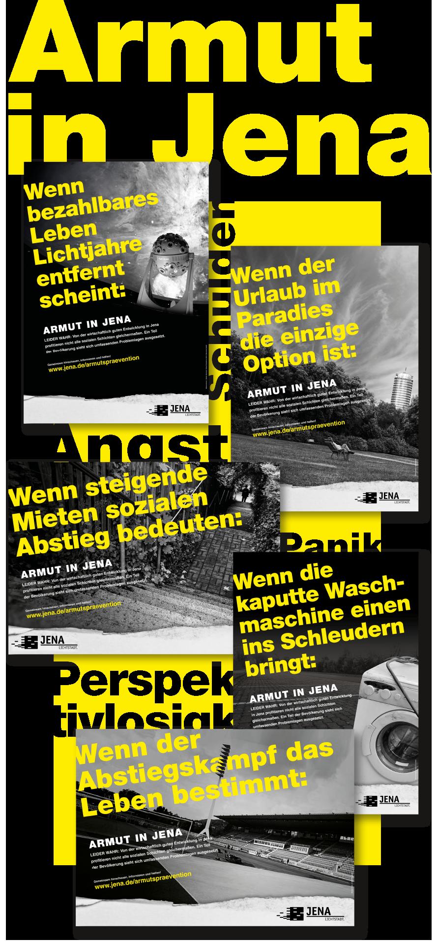 Samt&Seidel_Referenz_Jena_Armutskampagne_Collage